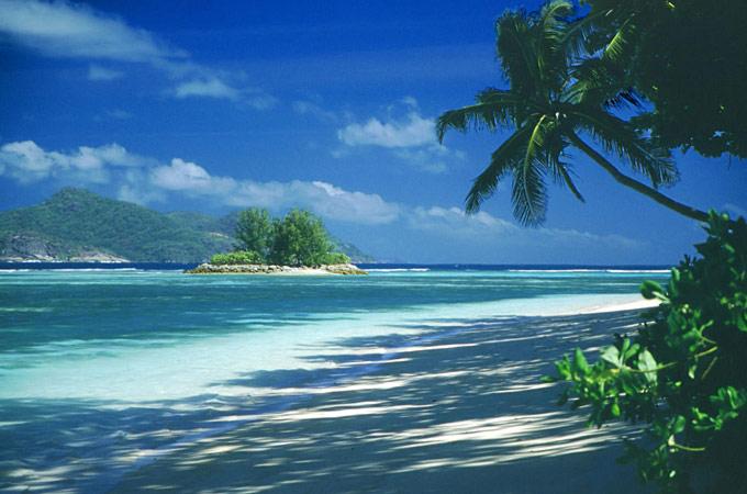 Самый часто фотографируемый пляж