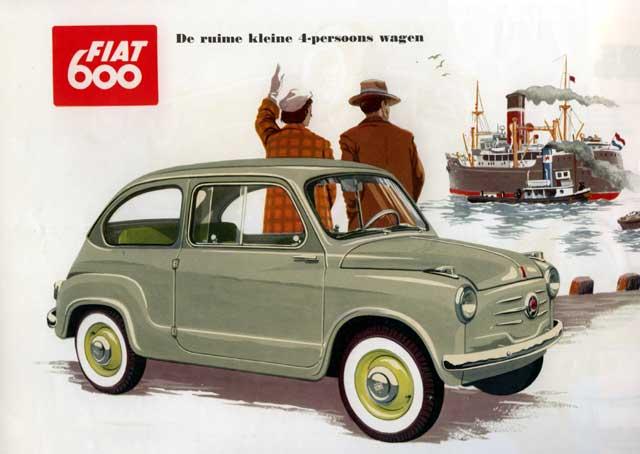 Фиат-600