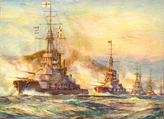 Ютландское сражение
