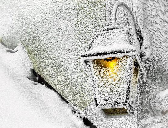 Зима Германия
