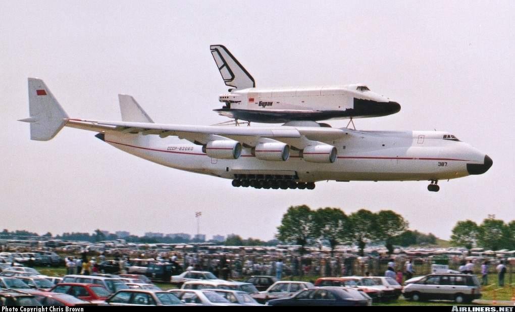 Самый большой самолет в мире