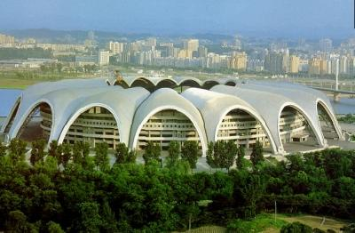 Самым большим стадионом в мире