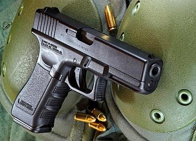Пистолет Glock-17