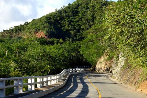 Велосипедный маршрут: La Farola, Куба