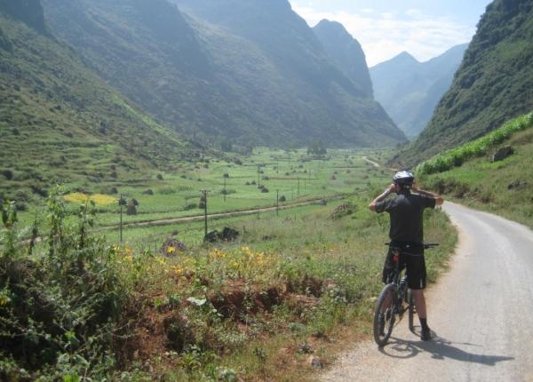 Велосипедный маршрут: Национальное шоссе № 1, Вьетнам