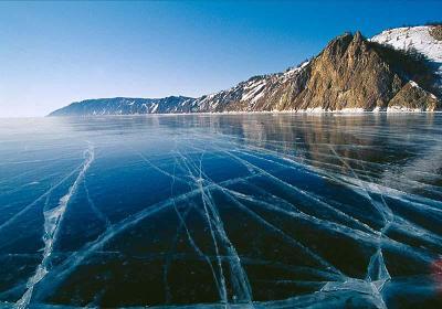Самое глубокое озеро в мире – Байкал