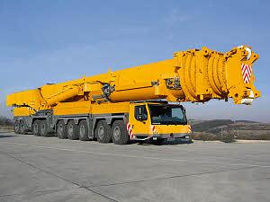 Автокран Liebherr  LTM 11200-9.1,  1200 тонн