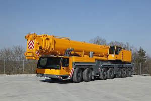 Автокран Liebherr  LTM 1400-7.1 400 тонн