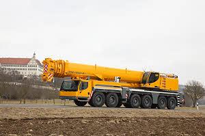 Автокран Liebherr  LTM 1350-6.1 350 тонн
