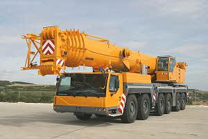Автокран Liebherr  LTM 1250-6.1, 250 тонн