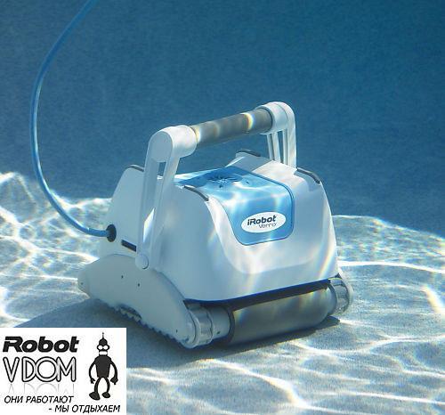 Роботы-чистильщики бассейнов