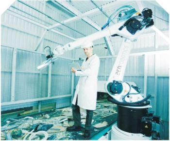 Роботы-сортировщики мусора