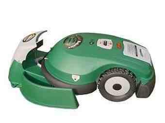 Роботы-газонокосильщики