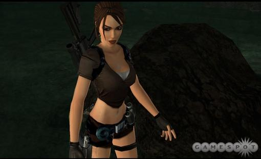 Lara Croft Tomb Raider, Лара Крофт