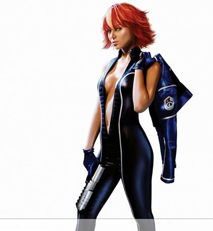 Perfect Dark Zero, Joanna Dark