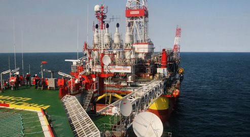 Нефтяное месторождение Большой Бурган