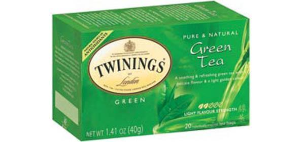 Зеленый чай Twinning