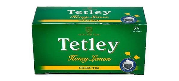 Зеленый чай Tetley