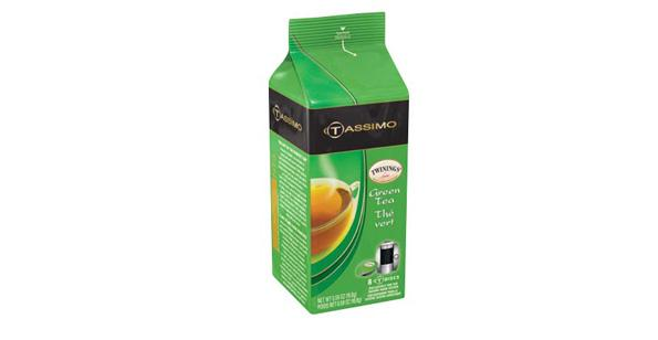 Зеленый чай Tassimo