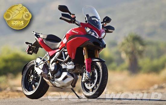 Ducati Multistrada 1200 S Sport