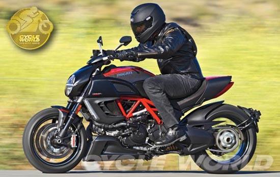 Топ 10 лучших мотоциклов 2011 года