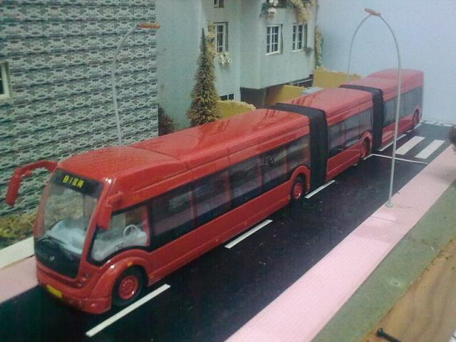Самый большой автобус в мире, largest bus