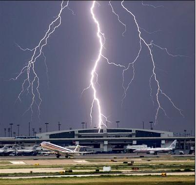 Международный аэропорт Далласа. США