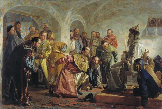 Иван Грозный, 10 указов