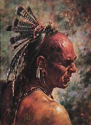 Индейцы Ирокезы