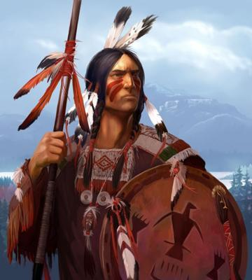 Индейцы Могикане