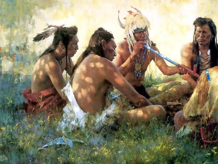 Индейцы Абенаки