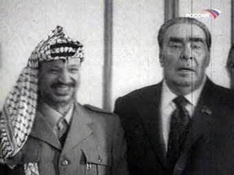 Леонид Брежнев и