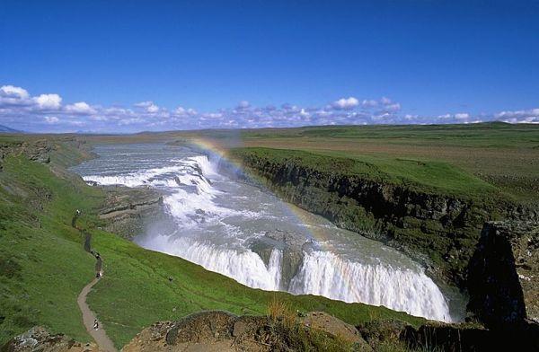 Гуллфосс — Исландия