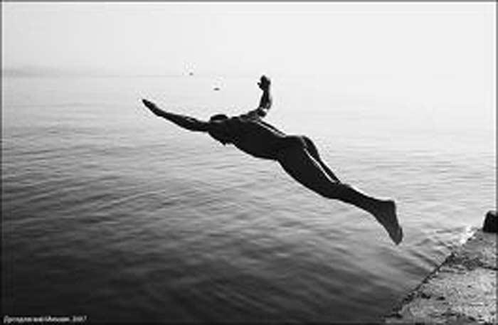 Топ 10 самых безумных прыжков