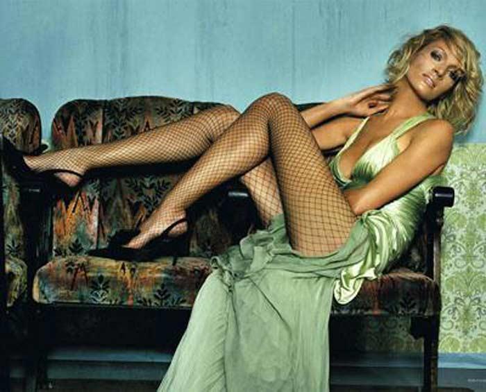 Топ 10 самых длинных женских ног