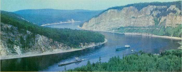 Река Лена