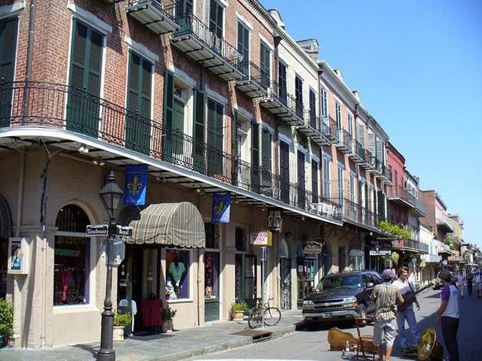 Новый Орлеан. США