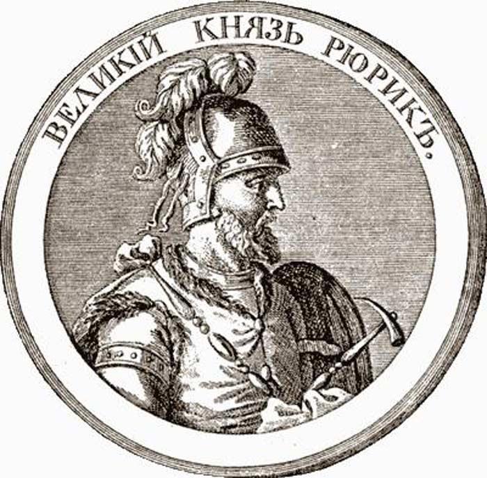 Династия Рюриковичи