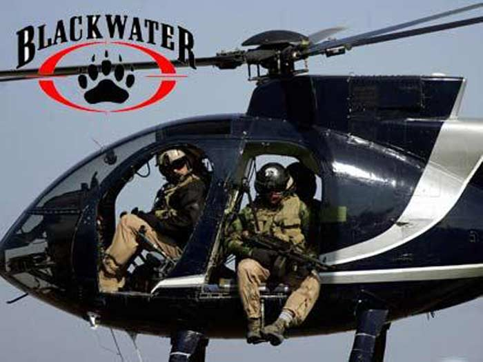 Xe Services LLC (Blackwater)