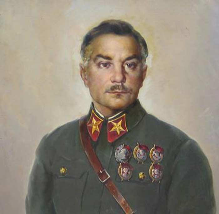 Ворошилов Климент Ефремович