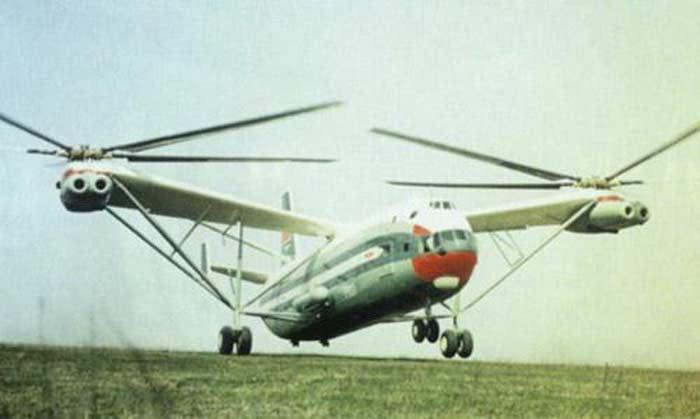 Вертолет В-12