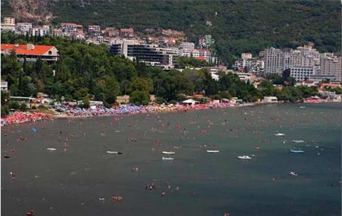 Черногория Игало