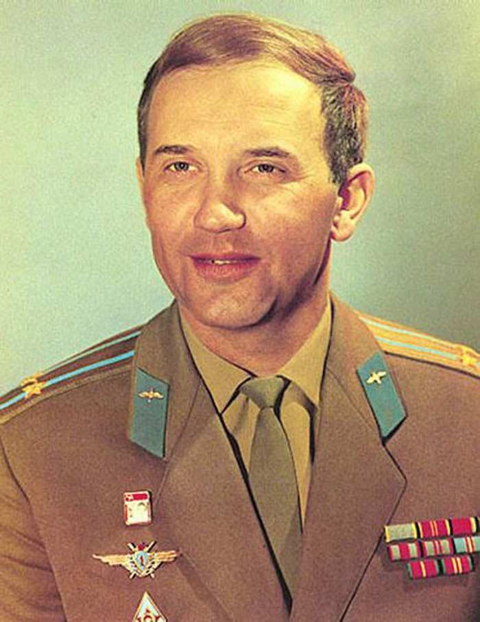 Добровольский Георгий Тимофеевич
