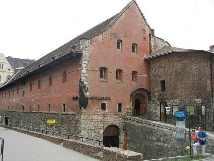 Музей оружия городской арсенал