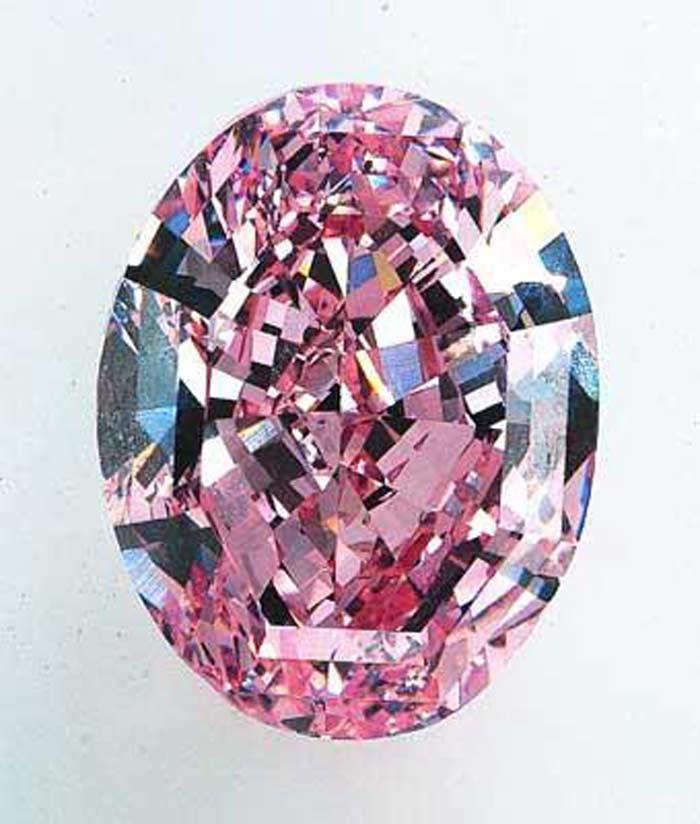 Бриллиант «Steinmetz Pink»