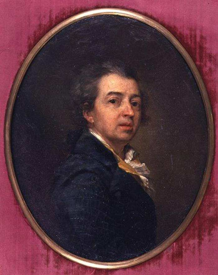 Дмитрий Григорьевич Левицкий