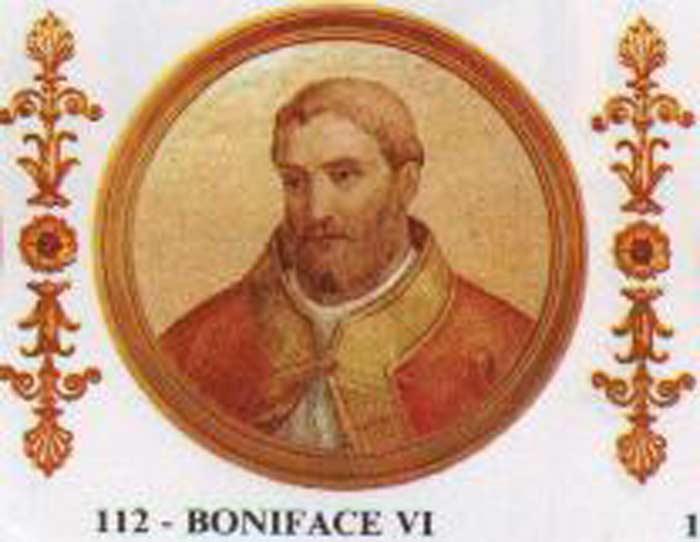 Бонифаций VI