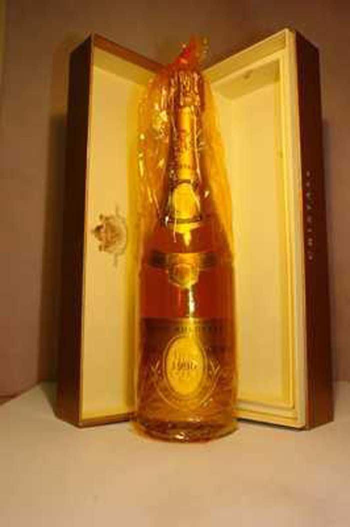Шампанское Louis Roederer, 1990 Cristal Brut