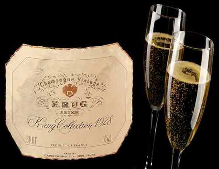 Шампанское 1928 Krug