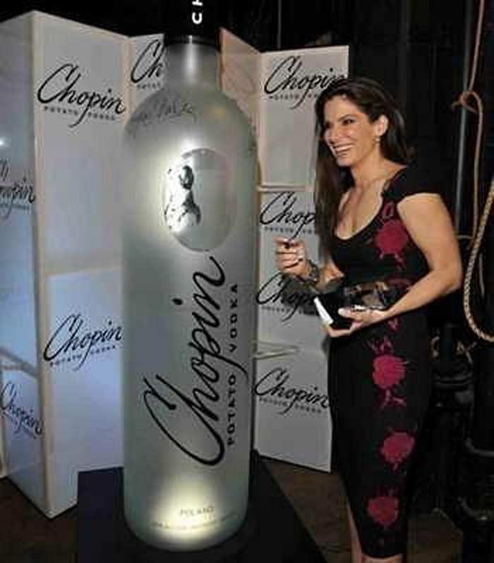 Самая большая бутылка водки